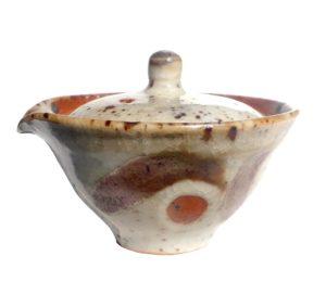 Béžové shiboridashi od Jury Langa – Gaiwan na čaj 120ml