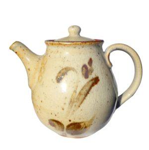Velká rodinná čajová konvička z keramiky – 1l