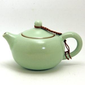 Celadonová konvička na čaj – Zelená konvička z celadonu 180 ml