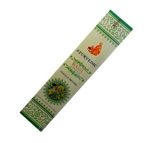 Vonné tyčky Bazalka Ayurveda – Tyčinky 15 g