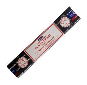 Satya Black Opium – indické vonné tyčinky