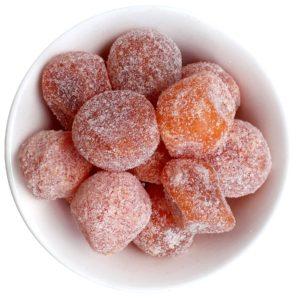 Kumquat – kandované citrusy