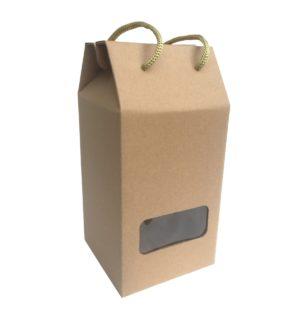 Dárková krabička s okénkem – menší