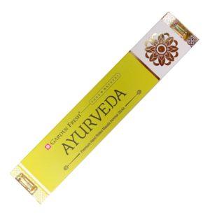 Ayurveda – indické vonné tyčinky Garden Fresh 15 g