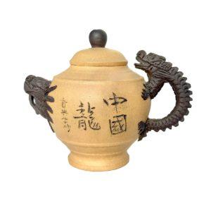 Yixingová konvička s drakem – 150 ml