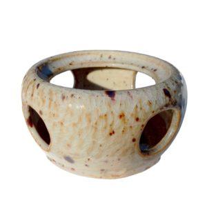 Keramický ohříváček na luhnu – Ohříváček na čajovou konvičku