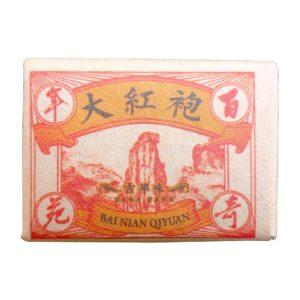 Wu Yi Shan – Da Hong Pao oolong – Velké šarlatové roucho