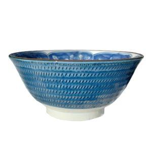 Velká porcelánová miska s květy