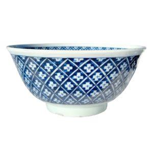 Velká porcelánová miska se sakurou – na polévky nebo kaše