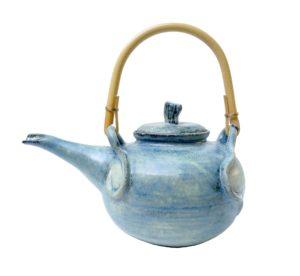 Čajová konvice s prodlouženou hubičkou – 700ml keramická konvice