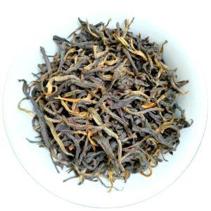 Yunnan Ye Sheng – červený čaj z divokých čajovníků