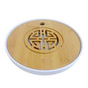 Kulaté čajové moře s labyrintem – Bambusové moře