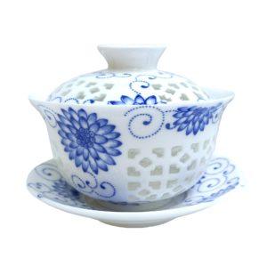 Zhong z rýžového porcelánu 160ml