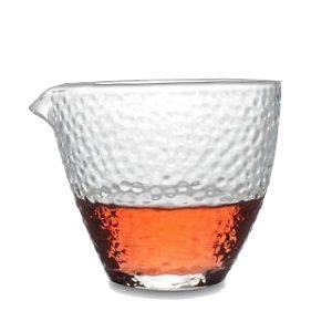 Slíváček na čaj – Džbánek z mačkaného skla 300ml